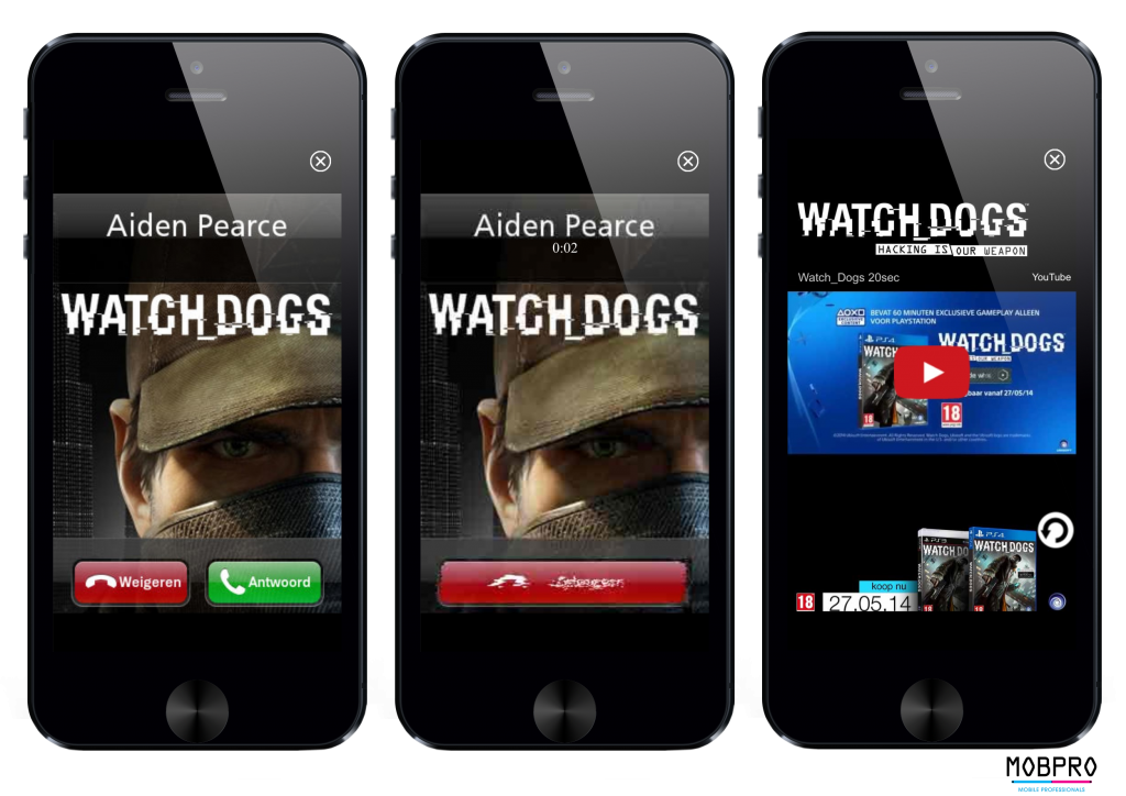 Watch Dogs Png MobPro