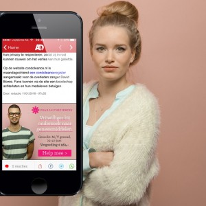 PRA Health Science zet mobiel adverteren in om precieze doelgroep te bereiken.