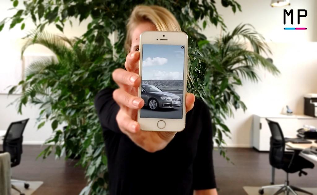 Vertical mobile video MobPro