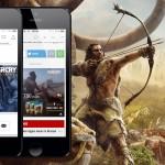Ubisoft: spelelement in mobiele banner