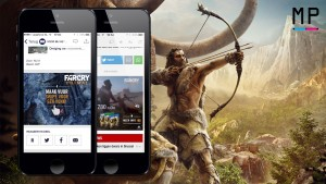 Ubisoft mobiel adverteren MobPro mobile advertising interactive