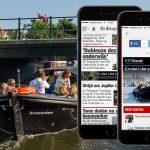 KINboat bereikt toeristen in Amsterdam