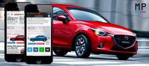 Mazda MobPro dynamische banner mobiel adverteren mobile advertising
