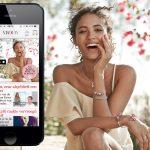 Pandora viert een speciaal moment met een mobiele advertentie