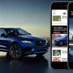 Jaguar: ervaar de nieuwe F-PACE 360
