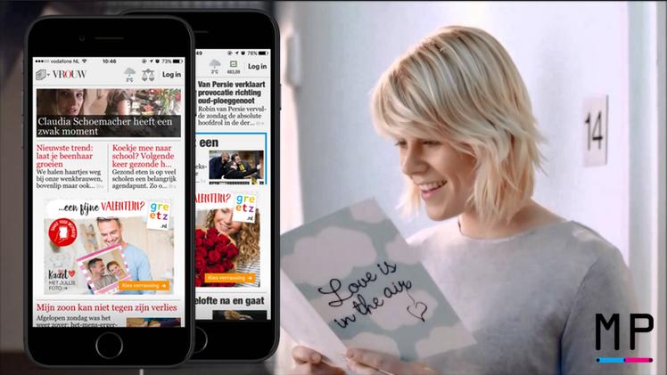 MobPro Mobile Professionals Greetz Valentijnsdag mannen