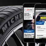 Michelin grijpt de aandacht van petrolheads middels een halfpage video