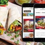 Santa Maria als receptenhulp met mobile advertising