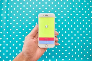 mobpro parkmobile snapchat Nederlands adverteerder Snap Ad