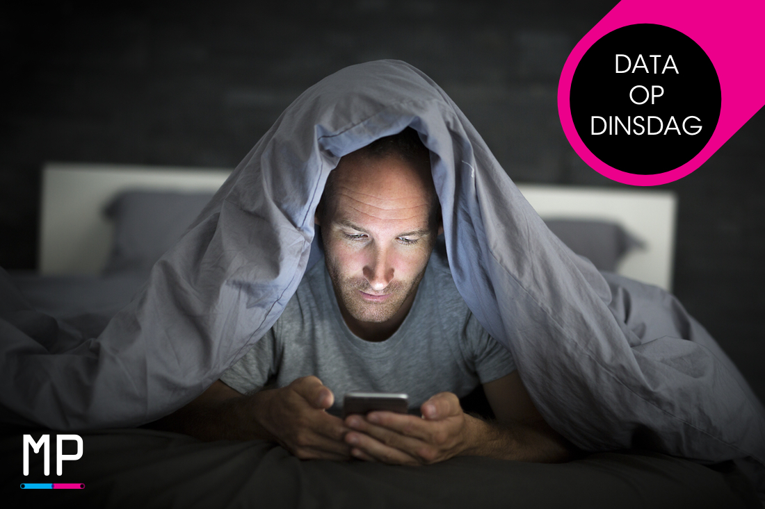 MobPro, Mobile Professionals, Data op dinsdag, nacht, smartphone