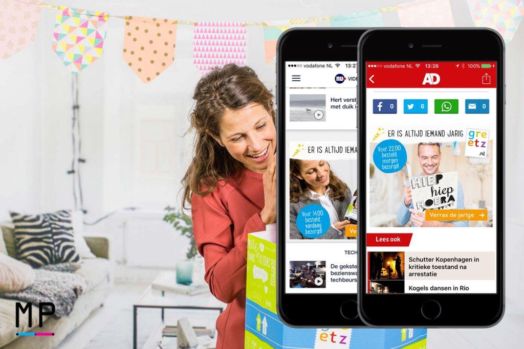 MobPro, Mobile Professionals, Greetz, Spotify, Audio