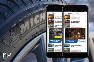 MobPro, Mobile Professionals, Michelin, CrossClimate+