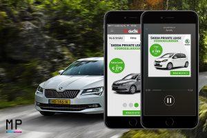MobPro, Mobile Professionals, Skoda, voordeelweken