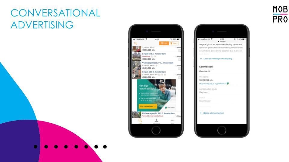 abn amro, advertising, mobile, conversational, marketing, chatbot, messaging, app