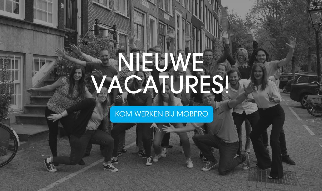 vacatures in amsterdam mobpro